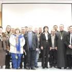 Учасники конференції українців Португалії у Лісбоні.