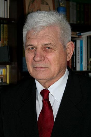 Провідник української національної меншини в Хорватії Славко Бурда.