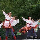"""""""Поліський танець"""" у виконанні Академії танцю ім. Роми Прийми-Богачевської. (Фото: Христина Сизоненко)"""