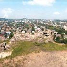 Панорамний вигляд міста Миколаїв, Львівської области. (Фото: карпати.інфо)