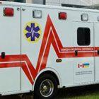 Канада подарувала Україні машини швидкої допомоги.