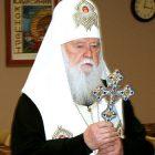 Патріярх Київський і всієї Руси-України Філарет. (Фото: Левко Хмельковський)