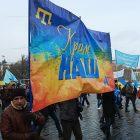 Марш солідарности в обороні Криму. (Фото: Георгій Лук'янчук)