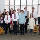 Учасники концерту української музики в Едмонтоні. (Фото: Ірина Тарнавська)