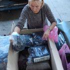 Оксана Заліпська готує подарунки для Авдіївки.